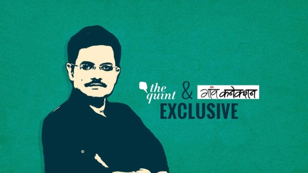 Watch: 'Storyteller' Neelesh Misra to Debut on The Quint on 27 Feb