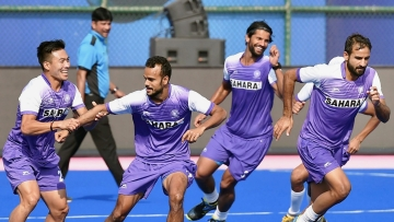 India take on Germany in their final Pool B match on 4 December.