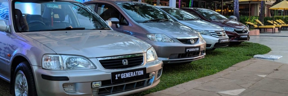 20 Years of Honda City in India: How the Sedan Has Evolved