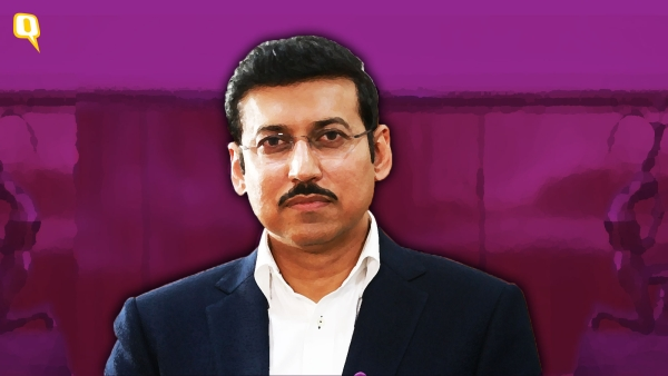 2004 Olympic Silver medallist and Sports Minister Colonel Rajyavardhan Singh Rathore turns 49 on Tuesday, 29 January.