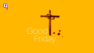 Good Friday 2018.