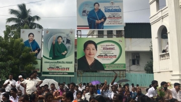 The RK Nagar seat has been vacant since the death of former TN CM Jayalalithaa in December 2015.