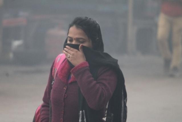 Air pollution. (File Photo: IANS)