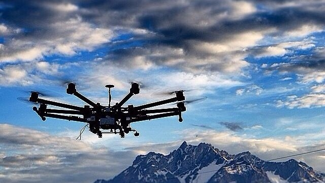 Drone deliveries will be hard to pull off right now.