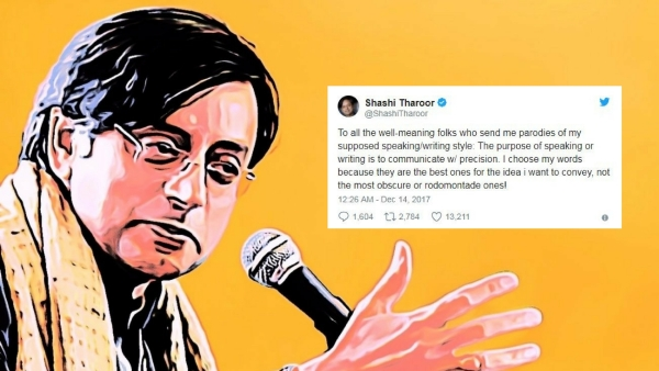 In this episode of 'Tweeting Like Tharoor', we attempt to be 'precise' with our words.