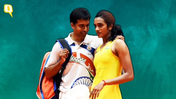 Pullela Gopichand coached PV Sindhu to India's first-ever silver at the Olympics, in Rio.