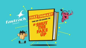 The Faketionary is a dictionary that calls out fake behaviour.