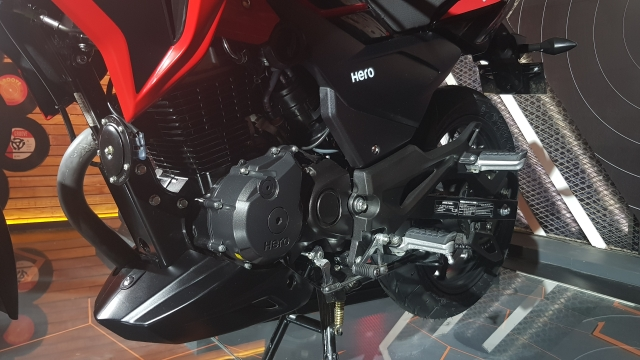 The 200cc unit promises power with efficiency.