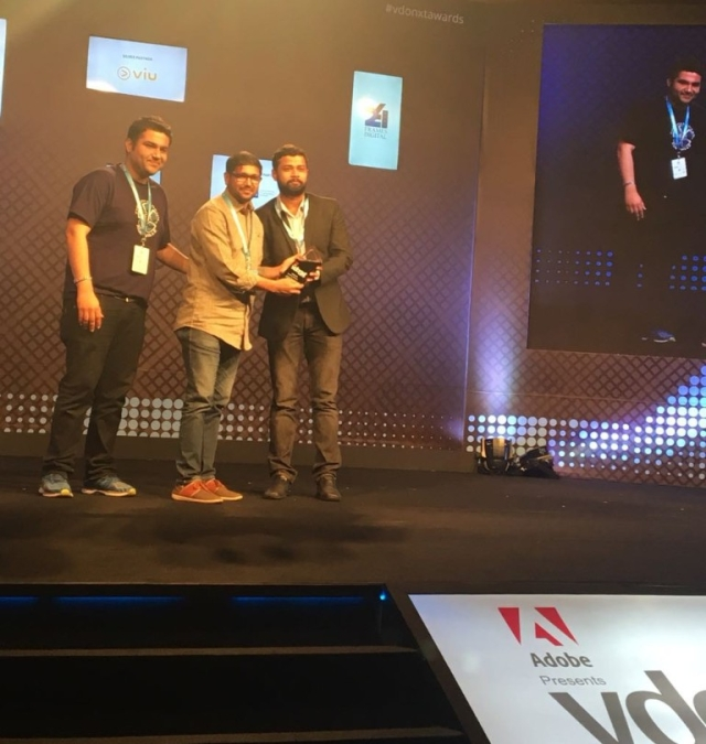 The Quint wins 7 awards at the Adobe Vdonxt Awards.