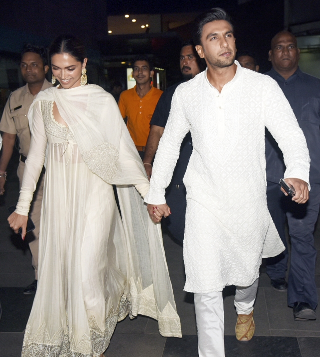 Deepika and Ranveer had been advised to be not seen together till the film releases.