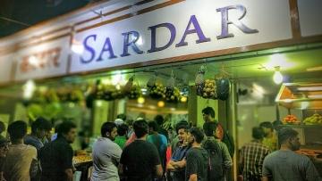 Sardar Pav Bhaji.