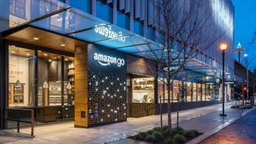 The Amazon Go location in Seattle, Washington.