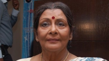 Veteran Bengali actress Supriya Devi is no more.