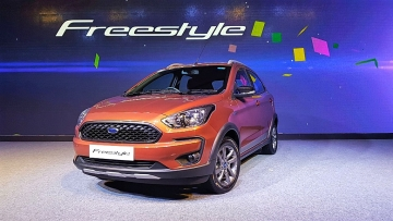 Ford Freestyle is based on the Figo, but comes with a new engine choice.