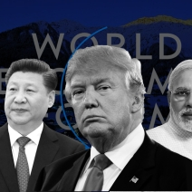 Chinese President Xi Jinping, US President Donald Trump and Prime Minister Narendra Modi are expected to attend the forum.