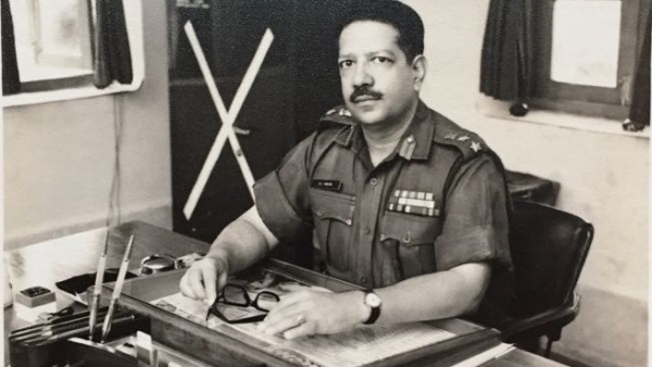 Colonel KS Bakshi.