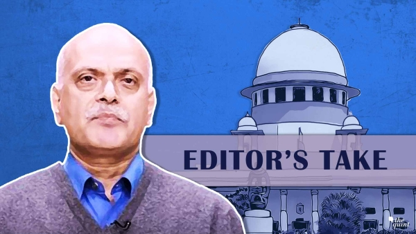 The Quint's Editor-in-Chief Raghav Bahl on the recent divide between Supreme Court Judges.