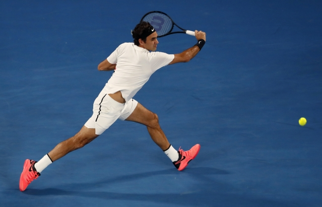 With this win, Roger Federer has won the Australian Open six times.