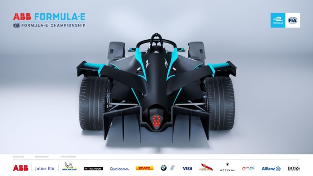 The tail of the racing car looks smashing. Batmobile, anyone?