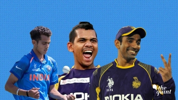 Under-19 Stars to Lead The Charge for  Knight Riders in IPL 2018