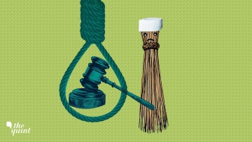 Image of AAP party symbol and noose used for representational purposes.