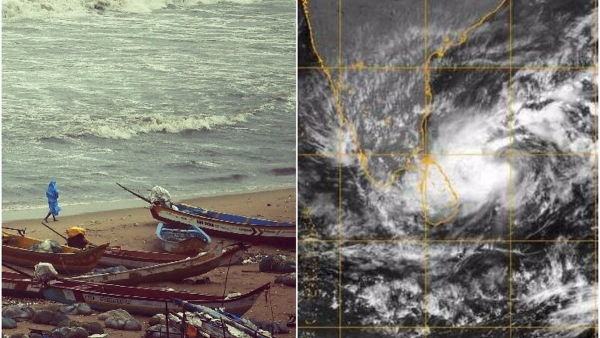 Ockhi formed as a depression over southwest Bay of Bengal on 29 November, last year.
