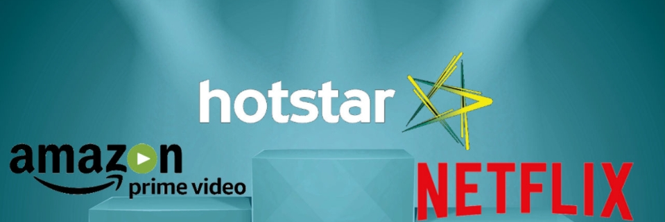 The Great Indian Video Battle: Hotstar Ahead of Amazon