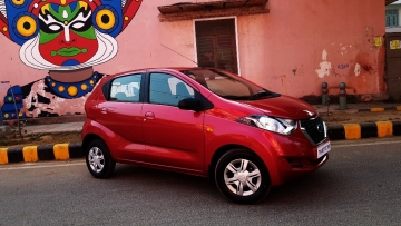 Datsun is all set to launch the AMT variant of the Redi-Go.