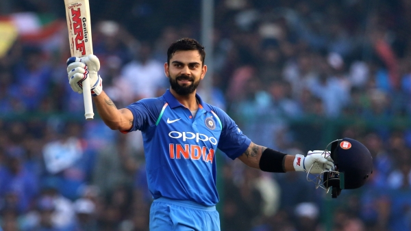 Virat Kohli became only the second batsman in the history of the game to cross the 900-point mark concurrently in Tests and ODIs