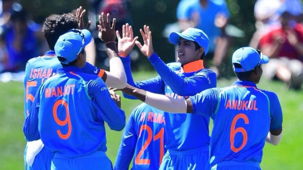 India's Under-19 team registered their biggest win against Pakistan in the Under-19 World Cup.