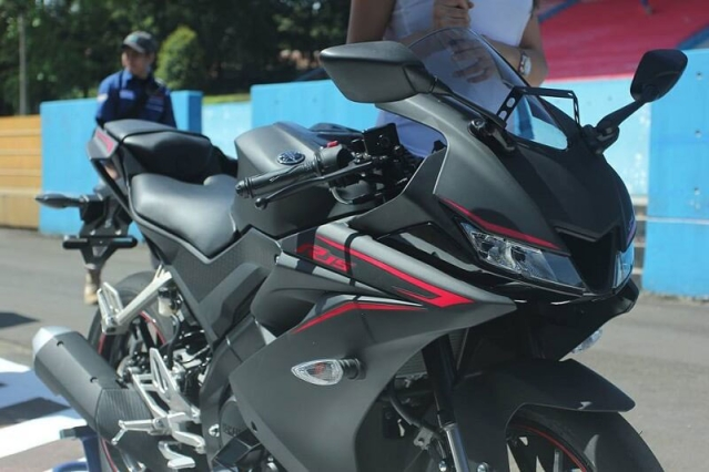 The version 3.0 of the R15 is a much awaited motorcycle