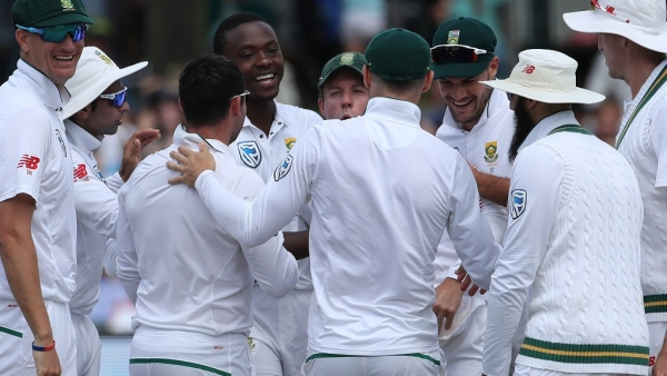 South Africa go one up in the three-match series with the win in Cape Town.