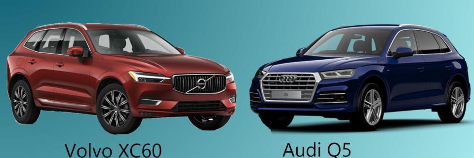 MidRange SUV Audi Q Vs Volvo XC Whos Ahead In The Game The - Audi q