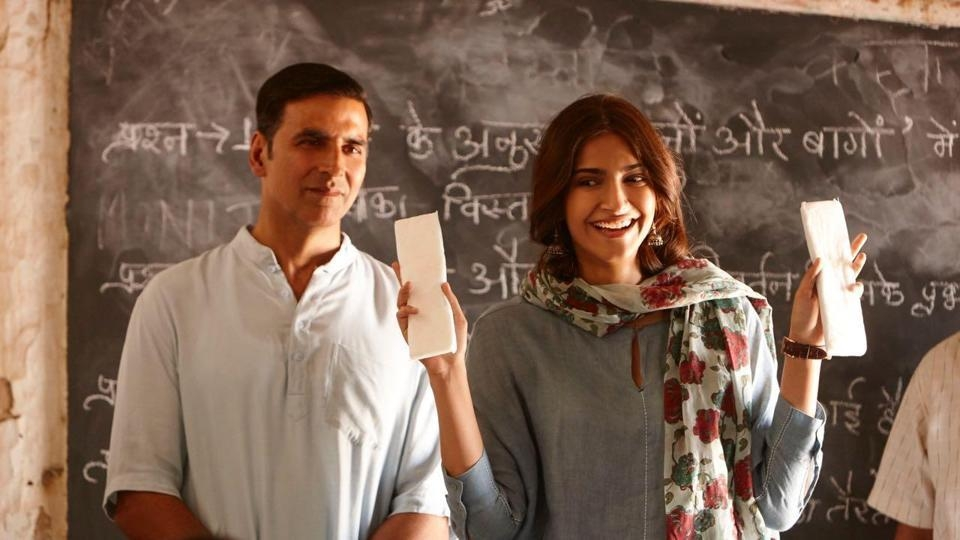 Akshay Thanks GST Council for Tax Exemption on Sanitary Napkins