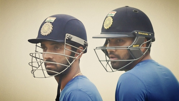 Both Ajinkya Rahane and Rohit Sharma have been in and out of the Test playing XI over the years.