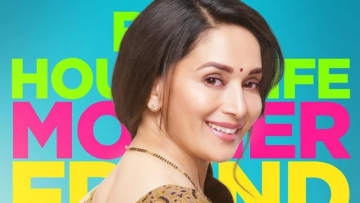 Madhuri Dixit is all set for her Marathi debut.