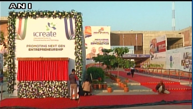Preparations are in full swing for inauguration for iCreate Center.