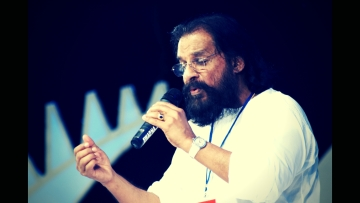 The unstoppable KJ Yesudas.