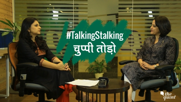 #TalkingStalking with Richa Anirudh.