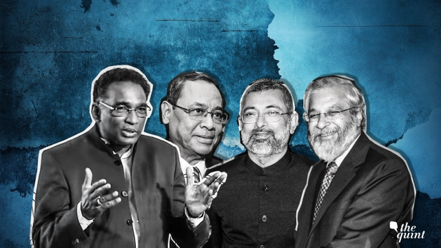 Senior Supreme Court Justices Jasti Chelameswar, Ranjan Gogoi, Madan Lokur and Kurian Joseph called an unprecedented press conference on 12 January.
