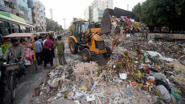 The BBMP generates about 3,000 to 3,500 tonne of solid waste every day.