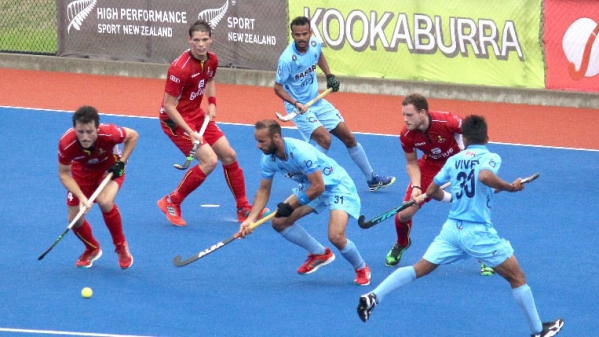 India lost 0-2 to Belgium on Thursday, 18 January.