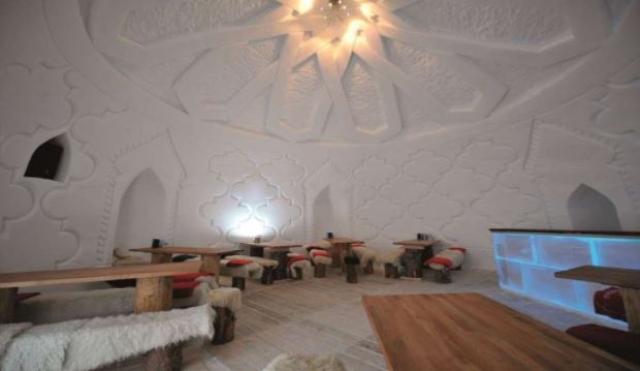 igloo restaurant