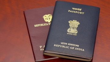 The External Affairs Ministry has decided not to print the last page of the travel document with the address of the holder.