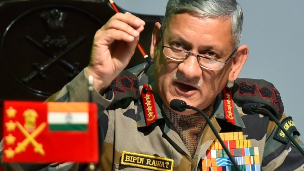 If the economy of the country needs to grow India's defence has an important role to play: Bipin Rawat