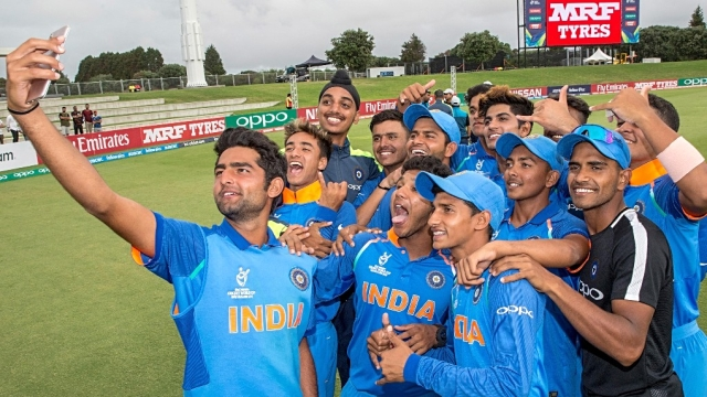 India has won their fourth Under-19 World Cup.