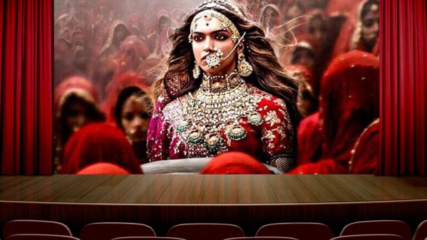 <i>Padmaavat </i>finally hit theatres on 25 January.