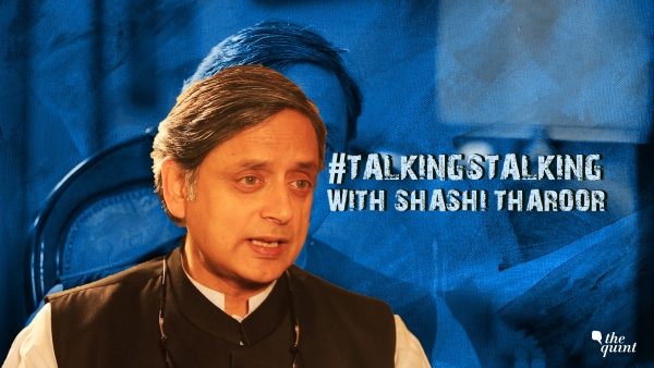 Shashi Tharoor Presents a Private Member's Bill on Stalking