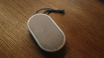B&O Play P2 bluetooth speaker doesn't come cheap.