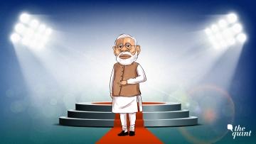 Illustration of PM Modi used for representational purposes.
